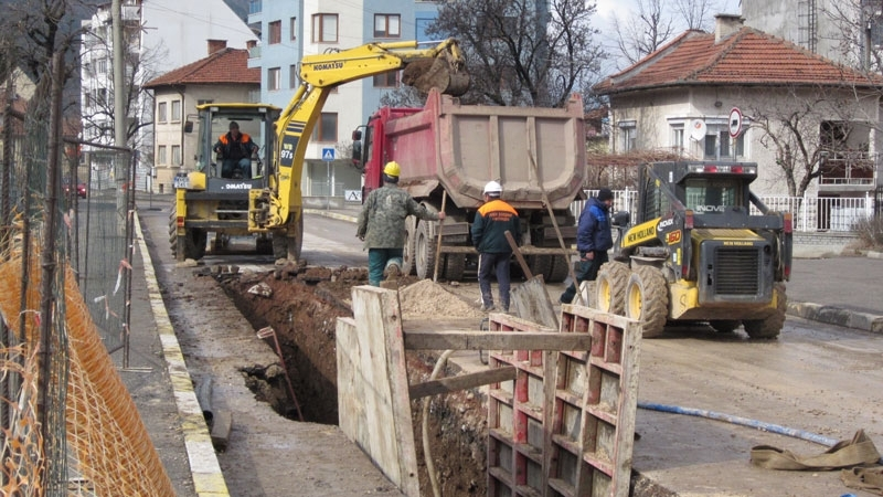 """Пред фалит е """"Понсстрой"""" - фирмата, която работи по водния цикъл на Враца"""