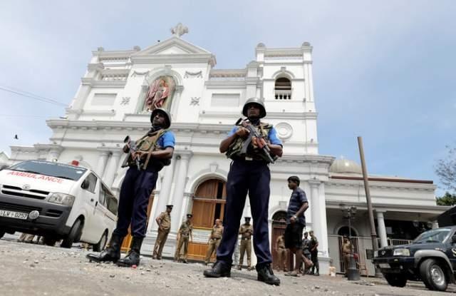 Полицията в Шри Ланка задържа 24 души по подозрение за