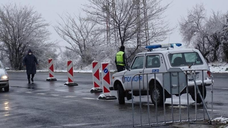 Врачанин е стрелял с пистолет по шофьор на КПП край