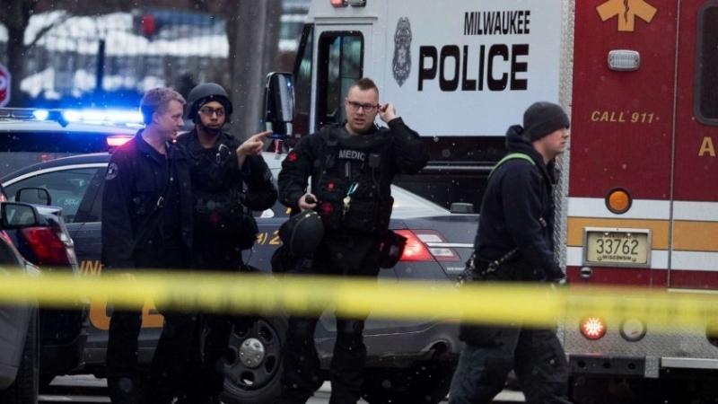 Най-малко седем души са били убити в американския щат Уисконсин,