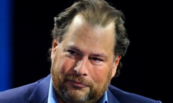 Милиардерът Марк Бениоф, съосновател на американската технологична група Salesforce, купи