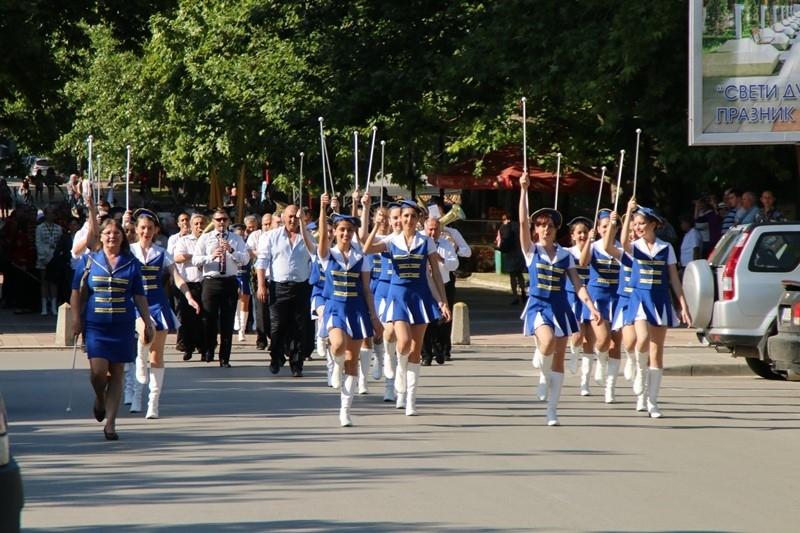 С шествие и празничен концерт Монтана ще чества 24 май