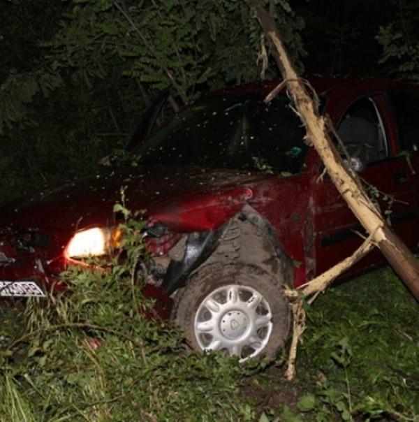 Пиян софиянец предизвика катастрофа във Вършец, арестуваха го,съобщиха от полицията