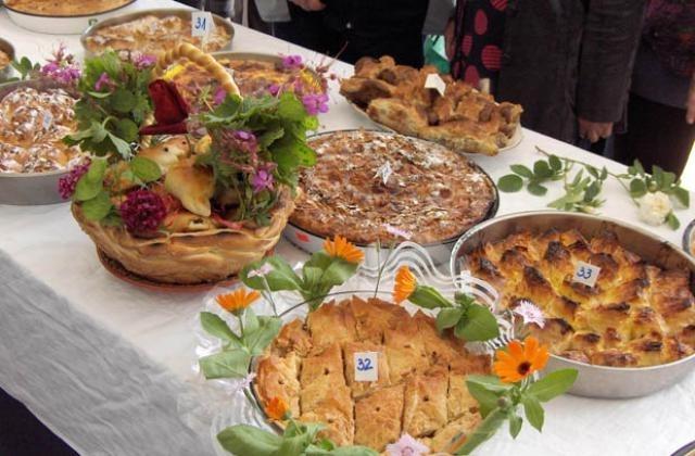 """Поредното шесто издание на фестивала на народната кухня """"Бабина душица"""","""