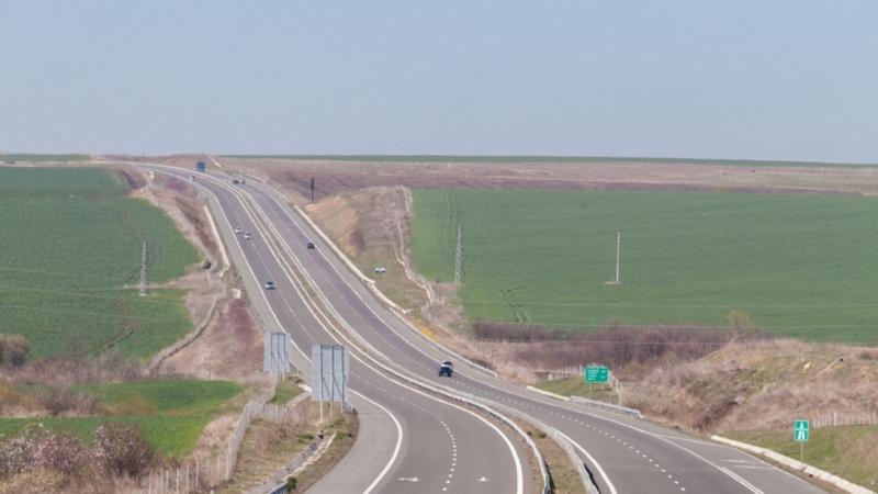"Движението по магистрала ""Тракия"" между 28-мия и 30-ия километър в"