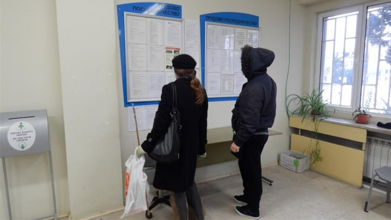 Равнището на безработица за област Видин през месец януари е