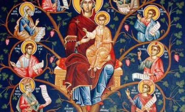 На 25 септември църква почита паметта на Светата преподобна Ефросиния