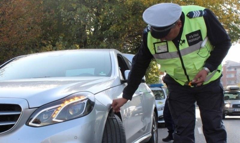 Видински полицаи са проверили над 220 души само за ден,