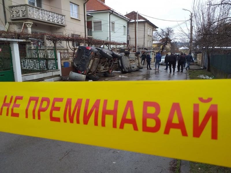 МВР-Враца: Има петима задържани за щурма в Мездра