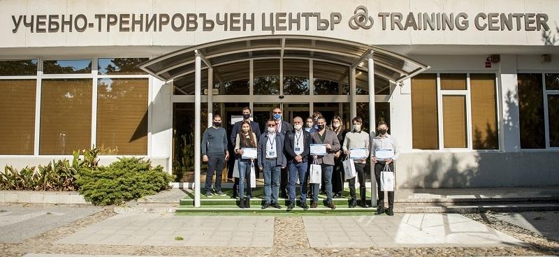 """Студенти от Техническия университет в София станаха стипендианти на АЕЦ """"Козлодуй"""""""
