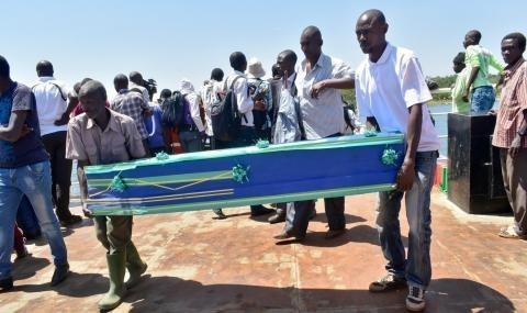 До 225 достигна броят на жертвите на потъналия в езерото