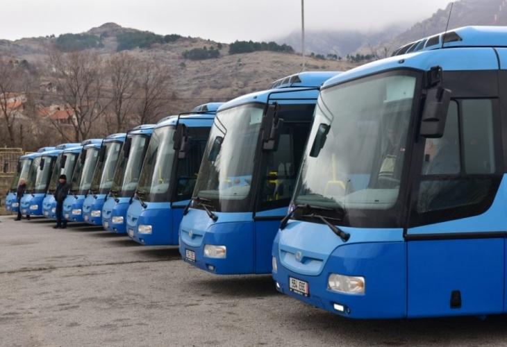 Новите екотакси, въведени от екоминистерството, ще оскъпят билетите за междуградски