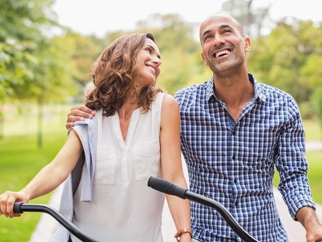Когато решите да се ожените за някого, вие сте напълно