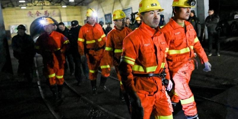 15 души загинахав северната китайска провинция Шанси след газова експлозия