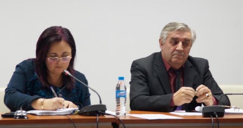 Общинският съвет одобри предложената от кмета Иван Аспарухов структура и