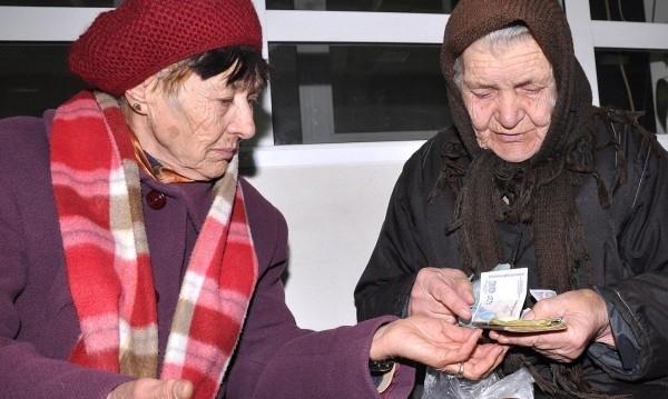 ай-ниските пенсии получават жените в Кърджали, които са между 65
