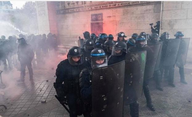 В очакване на петия пореден уикенд на бурни протести в