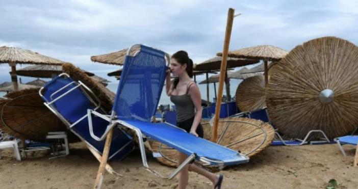 Гръцкият остров Кос стана първото място в Гърция, където бяха