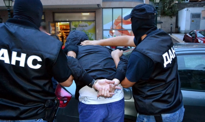 Антимафиот от Пловдив е бил арестуван днес при акция на