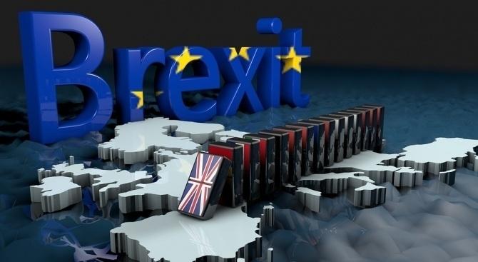 Снимка: Британците са срещу плана на Борис Джонсън за напускане на ЕС на всяка цена