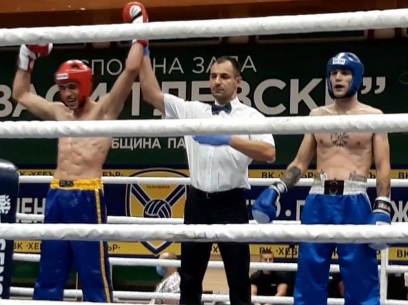 27-годишният Богдан Никифоров от Козлодуй стана шампион за България на