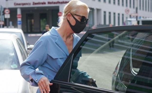 Московските правоохранителни органи съобщиха, че съпругата на задържания блогър Алексей