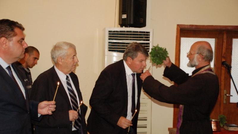 Пламен Петков положи официално клетва за кмет на община Чипровци.