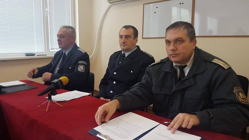 Засилени мерки за сигурност започва врачанската полиция за Великденските празници.