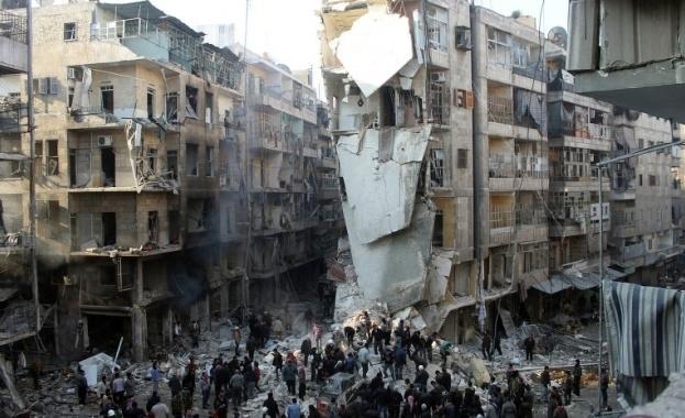 Броят на хората, бягащи от войни, преследвания и конфликти, част