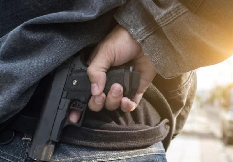 42-годишен мъж от Монтана е заплашил близки и гости на