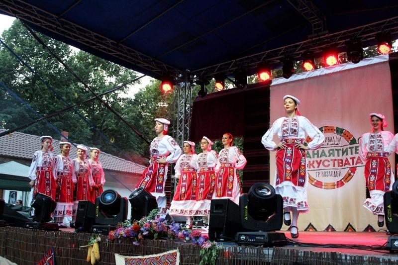 Фестивалът на занаятите и изкуствата - Козлодуй е сред претендентите
