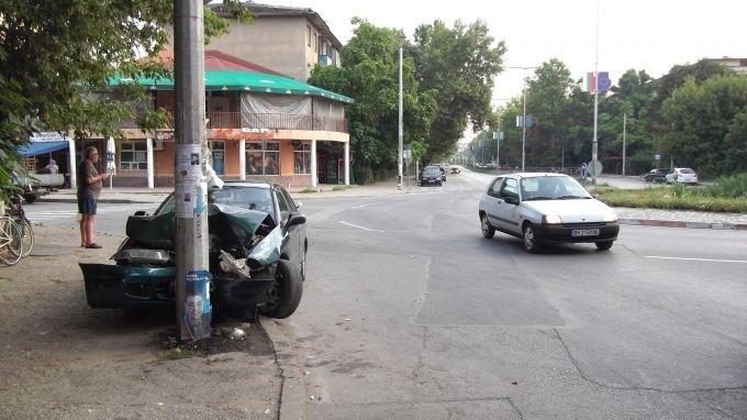 125 катастрофи за последното тримесечие във Видинско