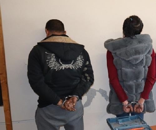 Полицията е задържала мъж и жена след обир на жилище,