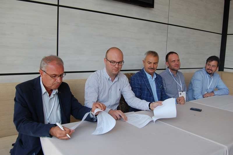 Споразумение за сътрудничество бе подписано между Технологичния център в Храдец