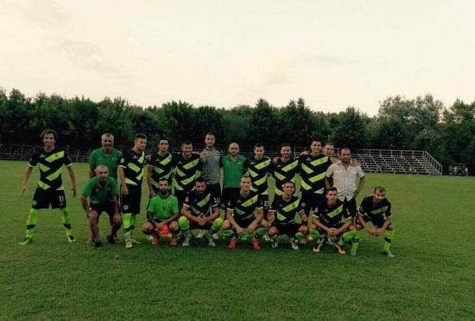 """Футболистите на """"Севлиево"""" победиха с 5:0 гостуващия тим на """"Първа"""
