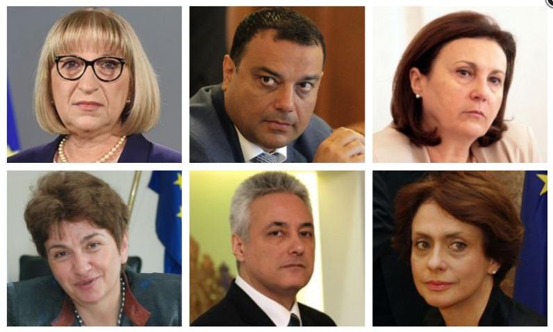 Тежки преговори вървят между Министерство на външните работи и президентството