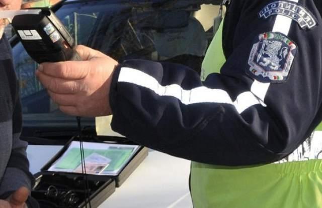 Трима пияни шофьори за един ден хванаха полицаи от Монтана,