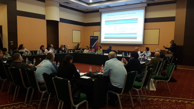 Представители на МВР, медии и браншови организации обсъдиха как да