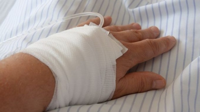 47-годишна жена е пострадала при пожар на газова бутилка, съобщиха