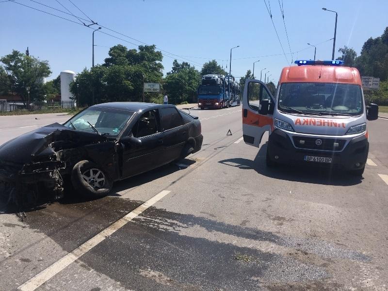 Снимка: Полицията излезе с официална информация за жестоката катастрофа на изхода на Враца