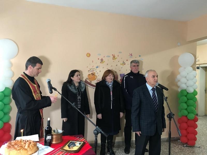 Областният управител Малина Николова участва днес в церемонията по откриването