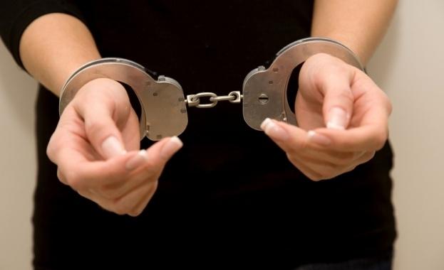 Натопиха жена от Монтана, че къта дрога в дома си