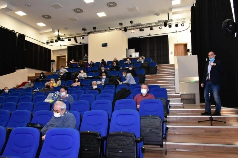 Вчера общинският съвет на Враца проведе мартенското заседание при закрити