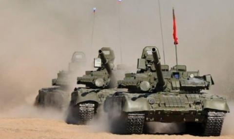 Руски военни са установили контрол върху база, използвана преди от