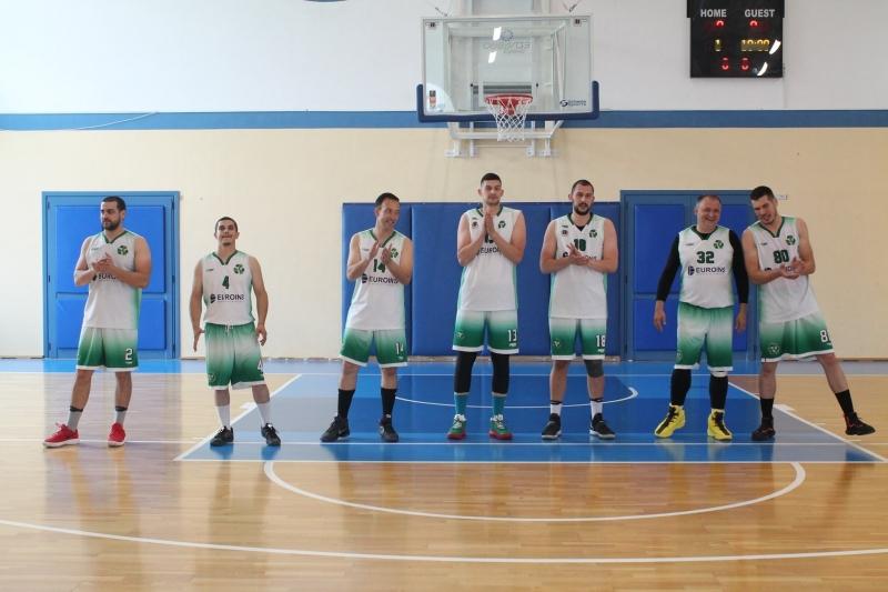 """Баскетболистите на """"Ботев 2012""""/Враца/ стартираха участието си в груповата фаза"""