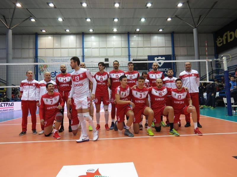 """""""Нефтохимик"""" е новият носител на Купата на България по волейбол"""