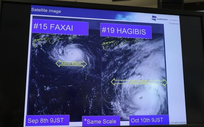 Тайфунът Хагибис заплашва Гран При на Япония