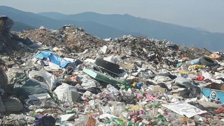 Снимка: Глобиха с 3 000 лева бивш кмет за незаконно сметище край Берковица
