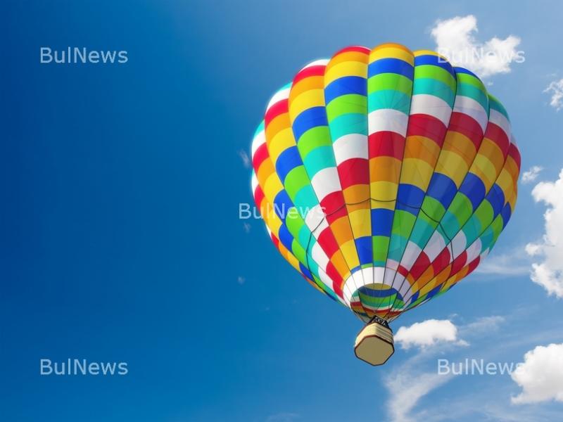 Ще летим с балон над Видин и Румъния
