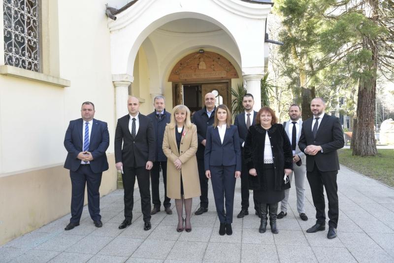 Коалиция ГЕРБ–СДС откри кампанията си за област Враца с представяне